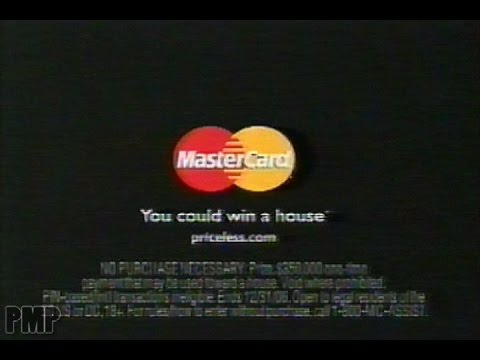 """MasterCard """"Home for the Holidays Sweepstakes"""" (2006)"""
