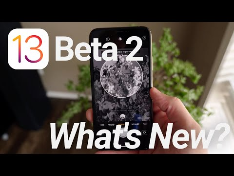 iOS 13 Beta 2 & Public Beta 1: What's New? New Features & Changes!