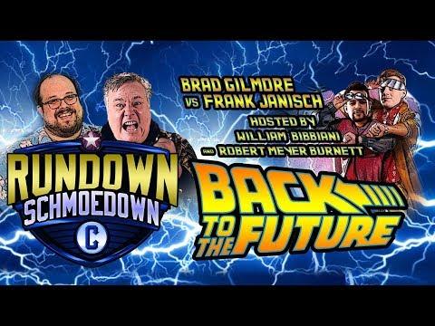 BACK TO THE FUTURE MATCH: Rundown Schmoedown II