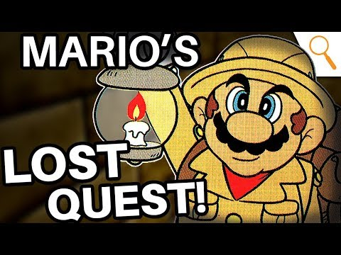 Mario's Forgotten Quest: An Egyptian Tale! (Mario's Picross)