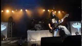 CARCASS - CADAVER POUCH CONVEYOR SYSTEM & GENITAL GRINDER/EXHUME TO CONSUME (LIVE IN B