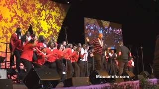 Celebrate Gospel 2012 Greater Zion, Voices of Destiny