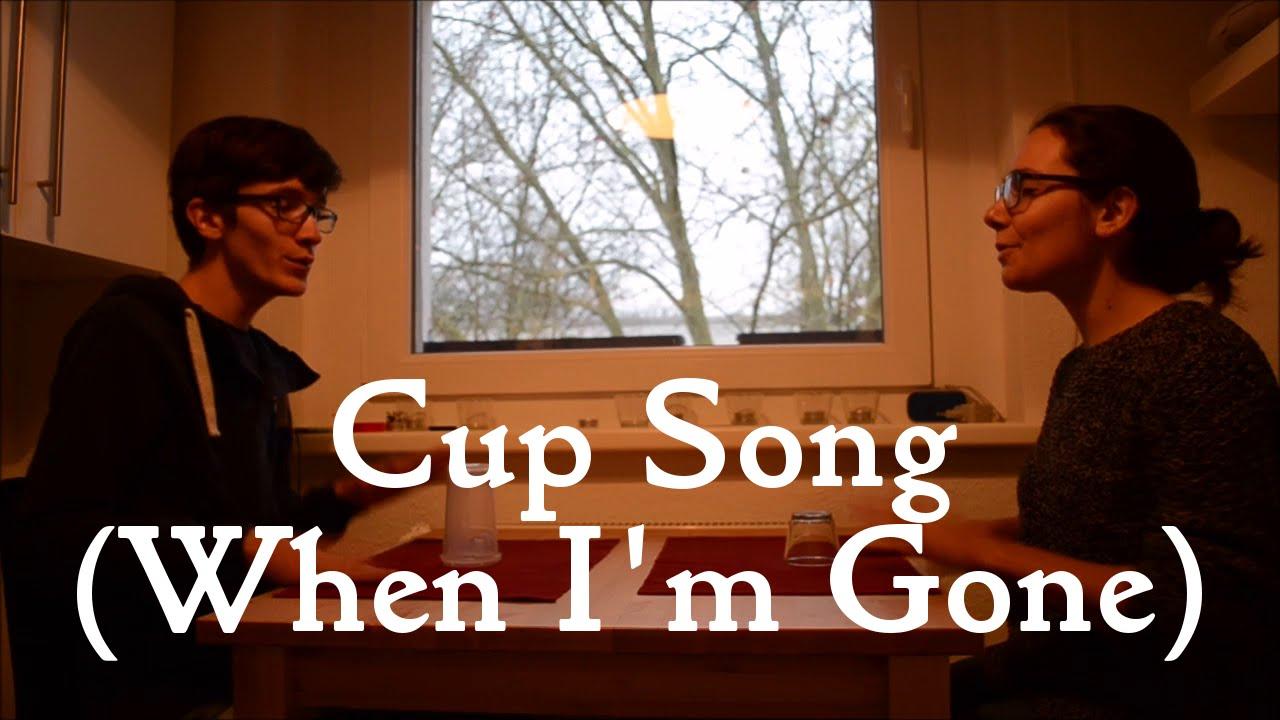 cup song when i 39 m gone jonaslah cover youtube. Black Bedroom Furniture Sets. Home Design Ideas