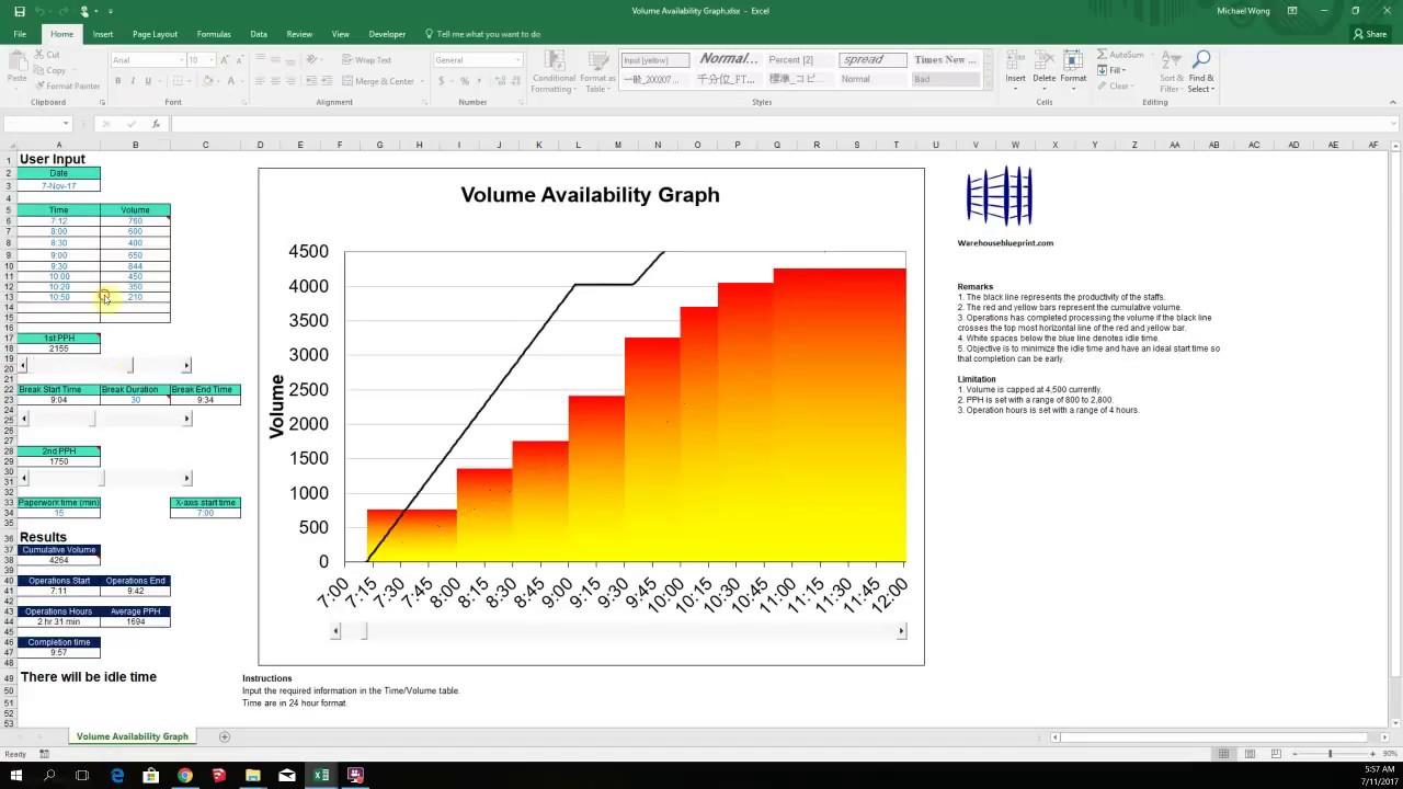 Excel Tools   WarehouseBlueprint