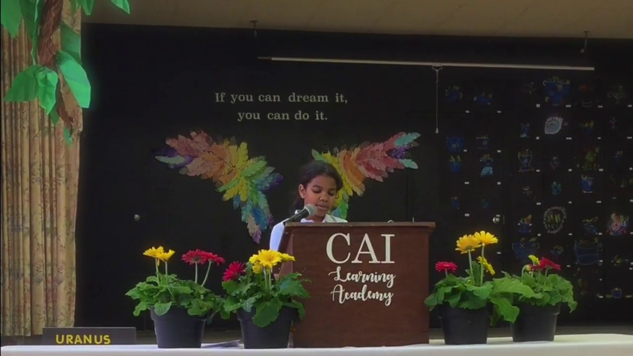 CAILA Leadership Day Speeches 2018