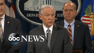 Justice Department directs federal prosecutors to charge maximum sentences