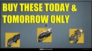 Destiny - Get LAST WORD, THORN, Mida-Multi Tool, & HAWKMOON IN YEAR 2 (Destiny Tips & Tricks)