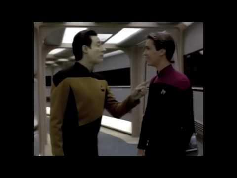 DJO - Star Trek - I'm a Big Chocolate Slut