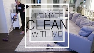 CLEAN WITH ME | CLEAN HOUSE | Cleaning Motivation