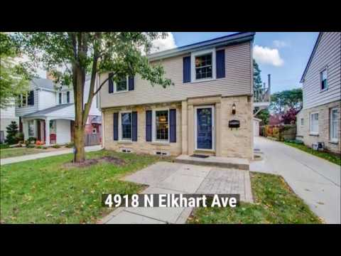 4918 N Elkhart Ave | Home For Sale In Whitefish Bay, WI