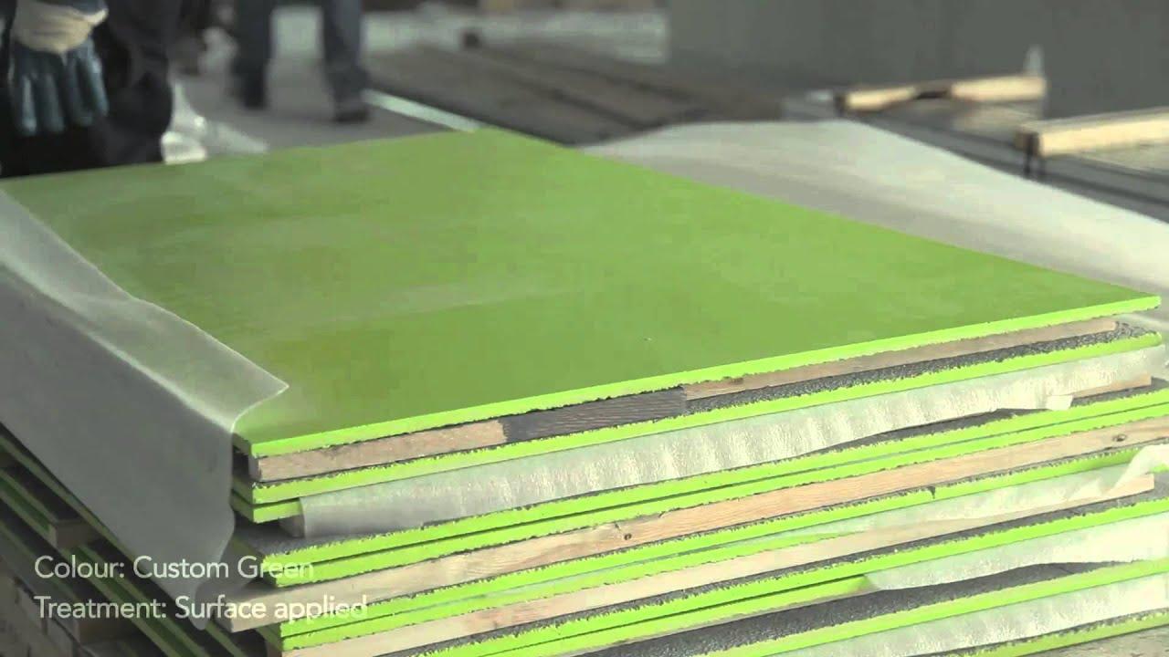 Contempo Glass Fibre Reinforced Concrete Cladding Panels
