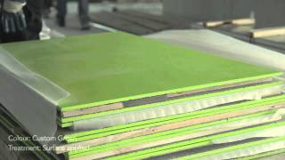 Contempo - Glass Fibre Reinforced Concrete Cladding Panels - Cladding Installation - By Synstone