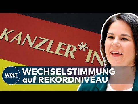 Bundestagswahl 2021: Deutsche wollen politischen Wechsel