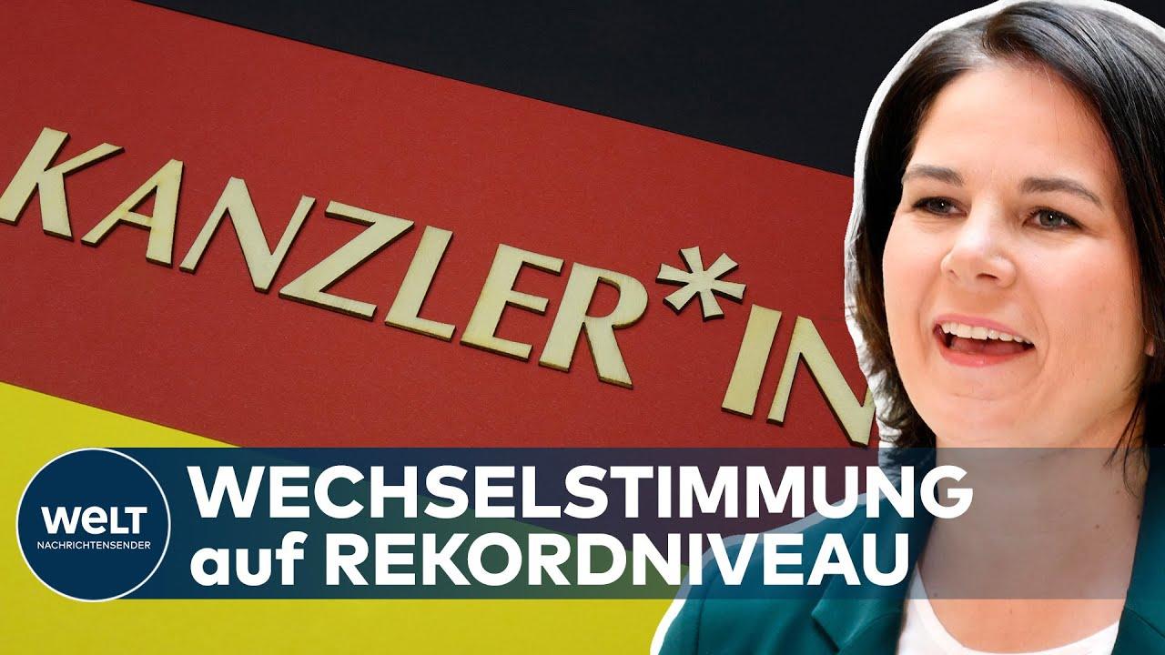 Bundestagswahlen Deutschland 2021