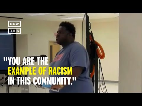 Activist Teaches School Board About Their Racism And Confederate History | NowThis