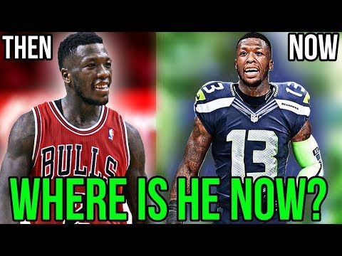 Where Are They Now? NATE ROBINSON