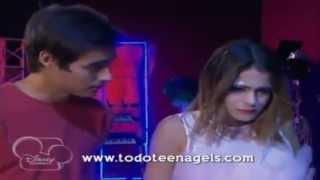 Violetta 2 : Violetta se queda sin voz -...