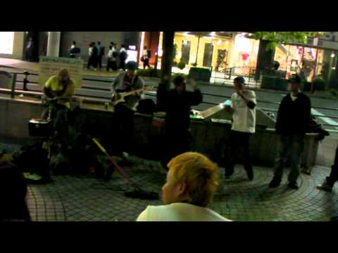 KOBE CYPHER MEN outdoor @Paiyama,5th/May/2013  ~JAM SESSION SP feat.Satia Kanou~