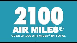 Century 21 Dome Realty Regina - 2015 AIR MILES contest
