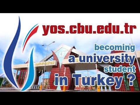 Manisa Celal Bayar University International Student Exam MCBÜ - YÖS