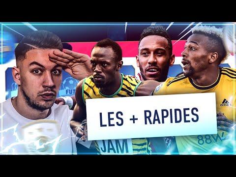DRAFT AVEC LES PLUS RAPIDES ! FIFA 20