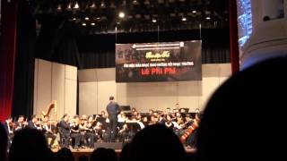 My heart will go on (HBSO Symphony Orchestra, HCMC, Vietnam)