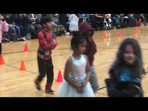 Halloween 2019 Hoboken Catholic Academy parade