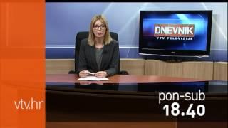 VTV Dnevnik najava 31. ožujka 2017.