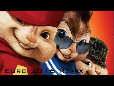 David Guetta ft. Zara Larsson - This One's For You (UEFA EURO 2016 Version Chipmunks)