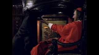 Кардинал и дог из фильма