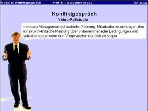 konfliktgespräch - youtube