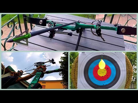ARCO COMPOUND BOW | tiro con l'arco from YouTube · Duration:  4 minutes 24 seconds