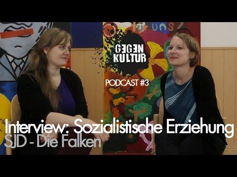 Sozialistische Erziehung  - GEGEN_KULTUR Podcast #3 - SJD - Die Falken
