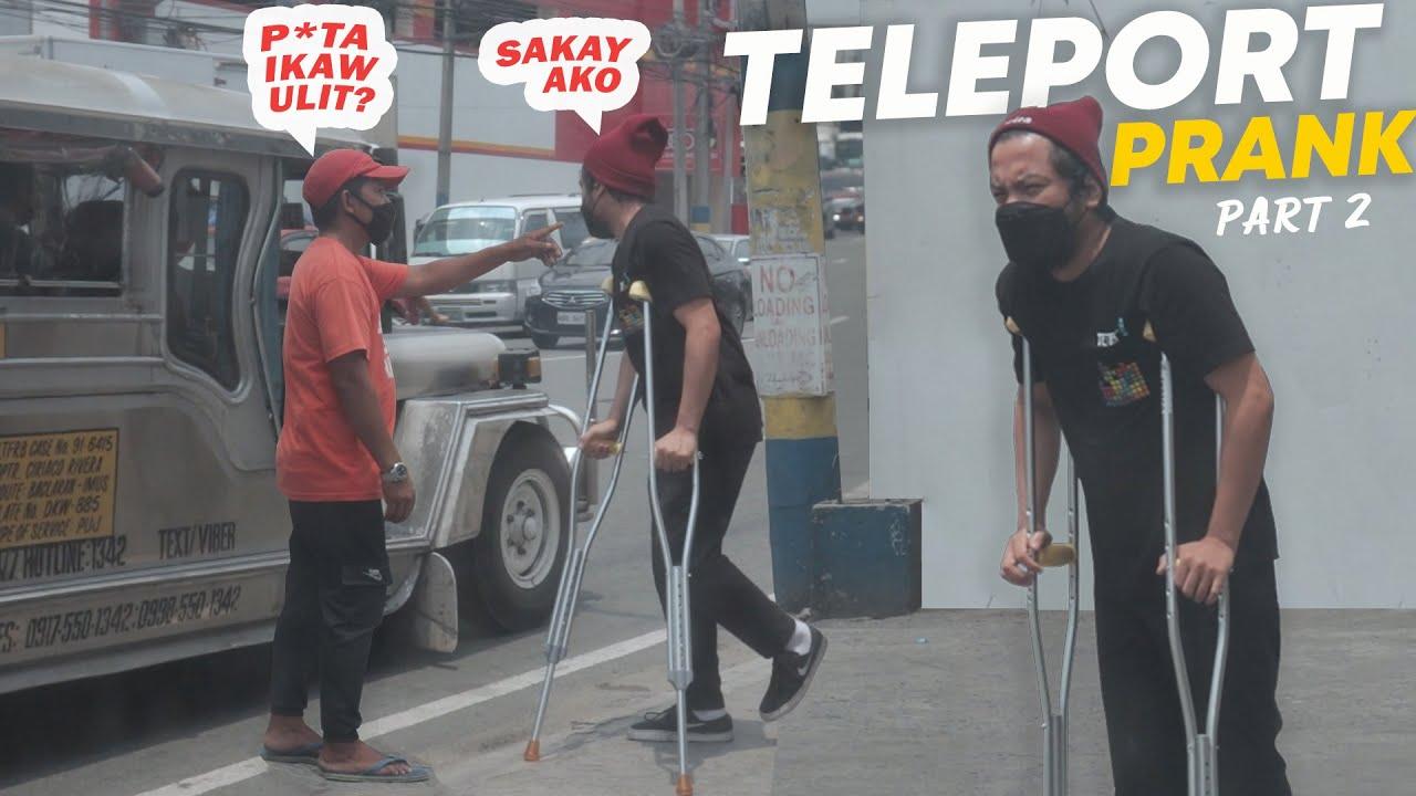 TELEPORT PRANK! | Part 2 (Deja vu)