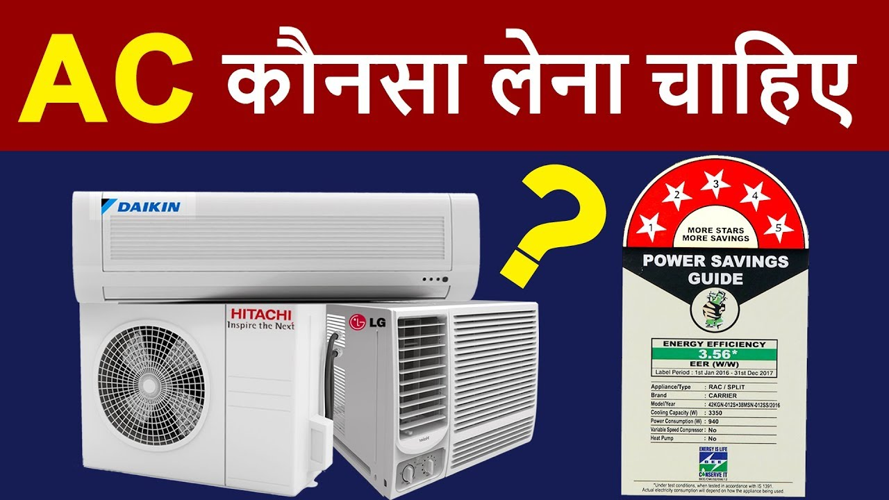 a c buying guide inverter ac vs non inverter ac window ac vs split ac what is ton star. Black Bedroom Furniture Sets. Home Design Ideas