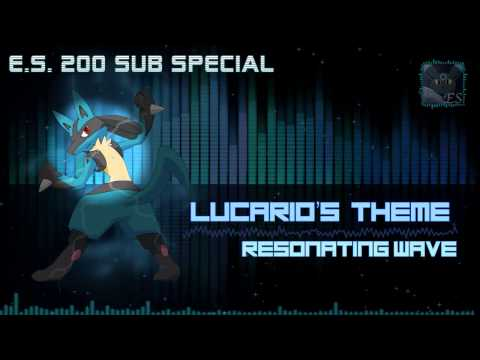 Lucario's Theme - Resonating Wave [Ft. EM] | (Old)