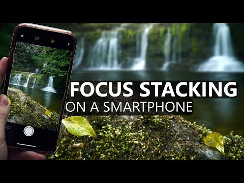 Basic Mobile FOCUS STACKING