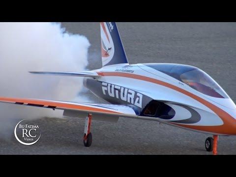 Kuwait FunFly 2016 - BASEL Flying FUTURA JET بطولة الشيخ حمود الصباح