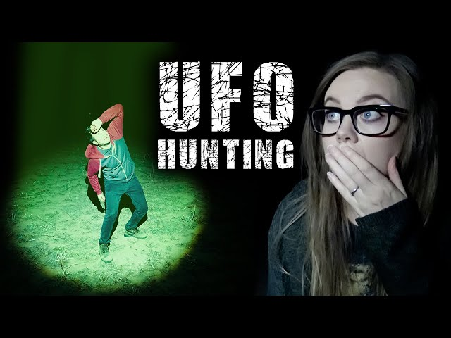 UFO Hunting in South Australia + True Experiences | We Saw Something! 👽🛸