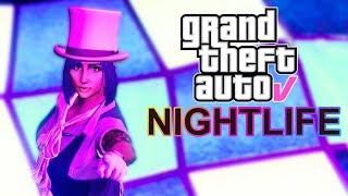 GTA Online Nightclub Q&A - Release Date, Trailer, Most Expensive One & More