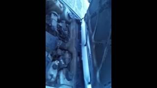 Ремонт капота автомобиля ВАЗ 2114