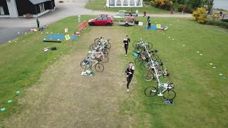 Fleet Feet Triathlon Training Session