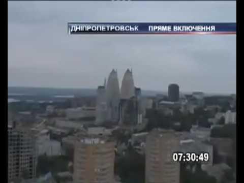 Ukrainian Earth TV 7:30 (Інтер, 8.09.2010)