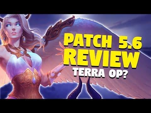 "SMITE Patch 5.6 ""Inner Demon"" Patch Notes - Terra & Cerberus Buffs?!"