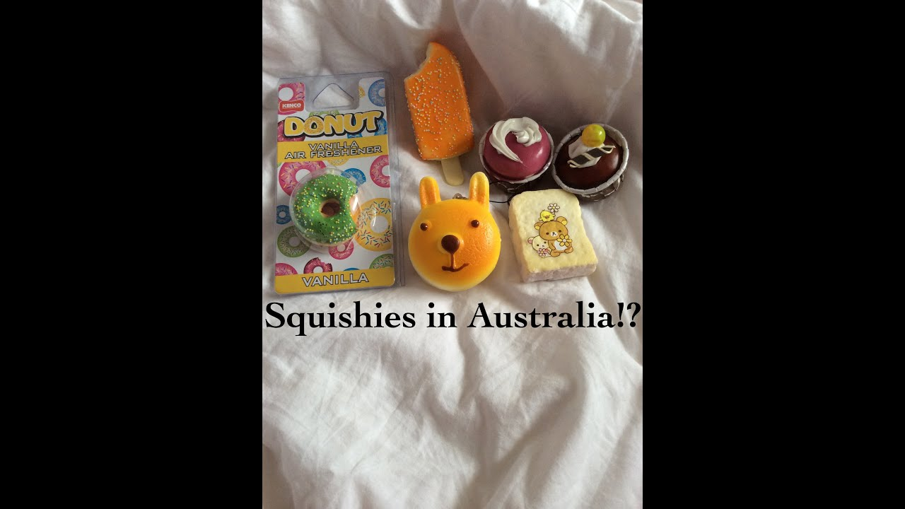 Squishies for sale - Where Can I Find Squishies In Australia Melbourne I Found Squishies At Big W