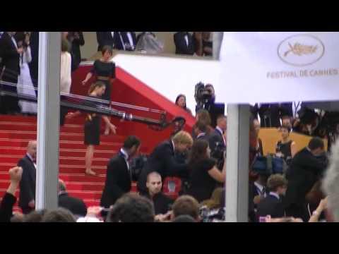 Cannes 2011 Jude Law Uma Thurman