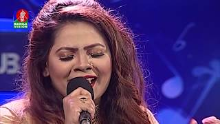 Dushmoni koro na priotomo | Beli Afroz | Live Bangla Song | Music Club | BanglaVision Entertainment