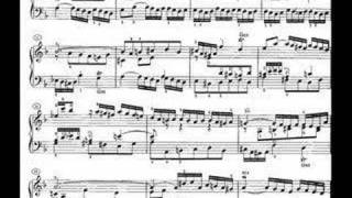 Richter plays Bach: WTC1 No. 6 in d minor BWV 851
