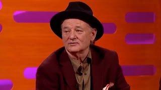 Bill Murray On Being Irish