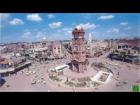 Faisalabad City punjab pakistan  HD 2016 manchester of asia